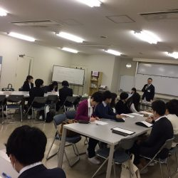 2017/4/6 大学院入学式と専攻別オリエンテーション